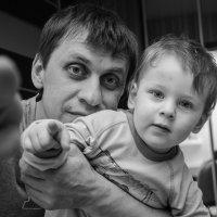 родня... :: Алексей Бортновский