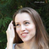 Девушка на природе-10. :: Руслан Грицунь