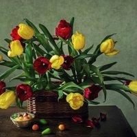 Про тюльпаны и марципаны :: Ирина Приходько