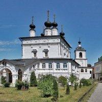 Белопесоцкий монастырь :: Nikolay Monahov