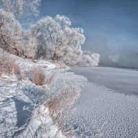 Зимы прекрасные мгновения :: Анатолий 71
