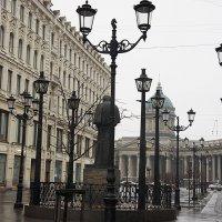 """""""В Петербурге сегодня дожди..."""", :: Елена Павлова (Смолова)"""