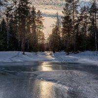 Весенний лед :: vladimir