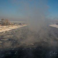 Река Томь, г.Новокузнецк4 :: Павел Савин
