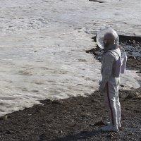 Инопланетянен на Москва реке :: Игорь Егоров