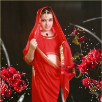Индийские мотивы :: Римма Алеева