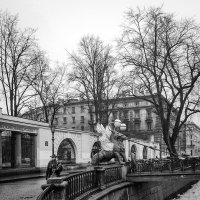 хмурый мартовский день :: Vasiliy V. Rechevskiy