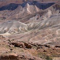 В ущелье реки Цин, Негев, Израиль :: Lmark