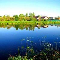 Река Хотча приток Волги :: alek48s