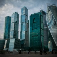 moscow city :: Yuliana Maslenka
