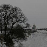 Март в Суздале. :: Евгения Куприянова