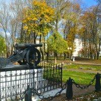 Лопатинский сад :: Милешкин Владимир Алексеевич