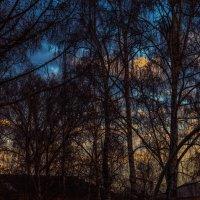 Сельские закаты 1 :: Константин Сафронов