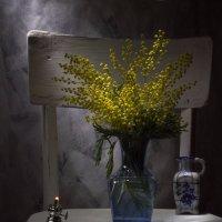 Весна начинается с мимозы... :: Svetlana Sneg