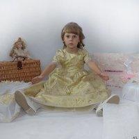 """""""Куклы"""" Вика :: Виктория Зайцева"""