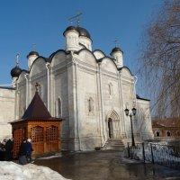 Монастырская церковь :: Svetlana27
