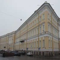 Здание главного штаба со стороны Мойки :: Елена Павлова (Смолова)