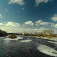 течёт река Луга.... :: Михаил Жуковский