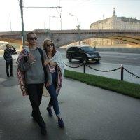 Прогулка вдоль Кремля :: Татьяна Копосова