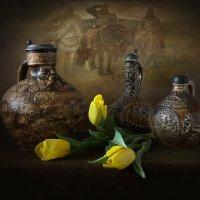 Три богатыря ( не те теперь богатыри...) :: Татьяна Карачкова