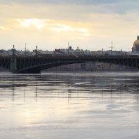 Нева зимой :: Герман
