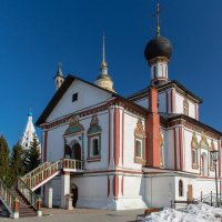 Троицкая церковь. Коломна. :: Igor Yakovlev