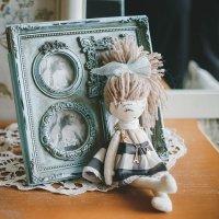 Кукла Ника :: Алена Шпинатова