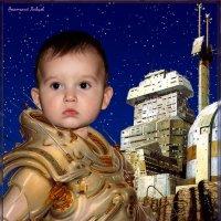 Гость из будущего. :: Anatol Livtsov