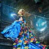 маленькая фея :: Борис Медведев