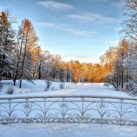 Зима :: Тамара Рубанова