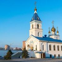 Действующая церковь :: Максим Никитин