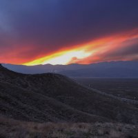 Закат в горах :: Aidar Атамамедов