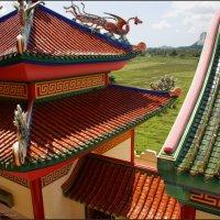 Китайские крыши :: Наталия Григорьева