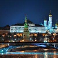 Ночная Москва :: Андрей Минаев