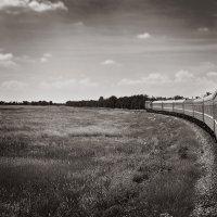 Поезд :: Андрий Майковский