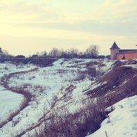 Суздаль, стены Спасо-Евфимиева монастыря :: Larisa Ulanova