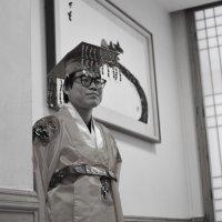 Ханбок царской особы :: Mariya Zazerkalnaya