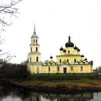 Церковь Николая Чудотворца в Старой Руссе :: юрий