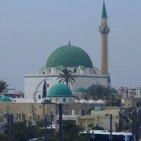 Мечеть в гор. Акко. :: Валерьян