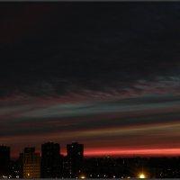 Красочный закат :: Вера