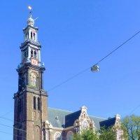 Вестеркерк (Зап. Церковь), Амстердам :: Юрий Поляков