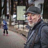 незнакомец :: Владимир Голиков