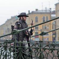 Шериф в Питере :: Евгений Никифоров