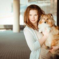 Немного тепла и солнышка с МК Марины Полянской :: Дарина Козловская