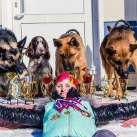 Команда это сила :: Оксана Харламова