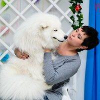 Анастасия со своим Кацу :: Степан Сафонов
