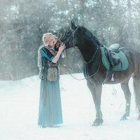 Теплый холод..... :: Денис Донской