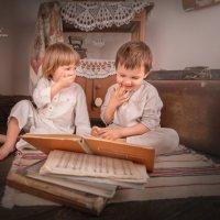 мальчишки :: Евгения Малютина