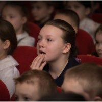 Лица зрительного зала :: Борис Борисенко