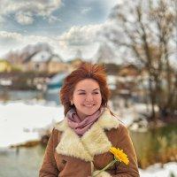 весна :: Ольга Гребенникова